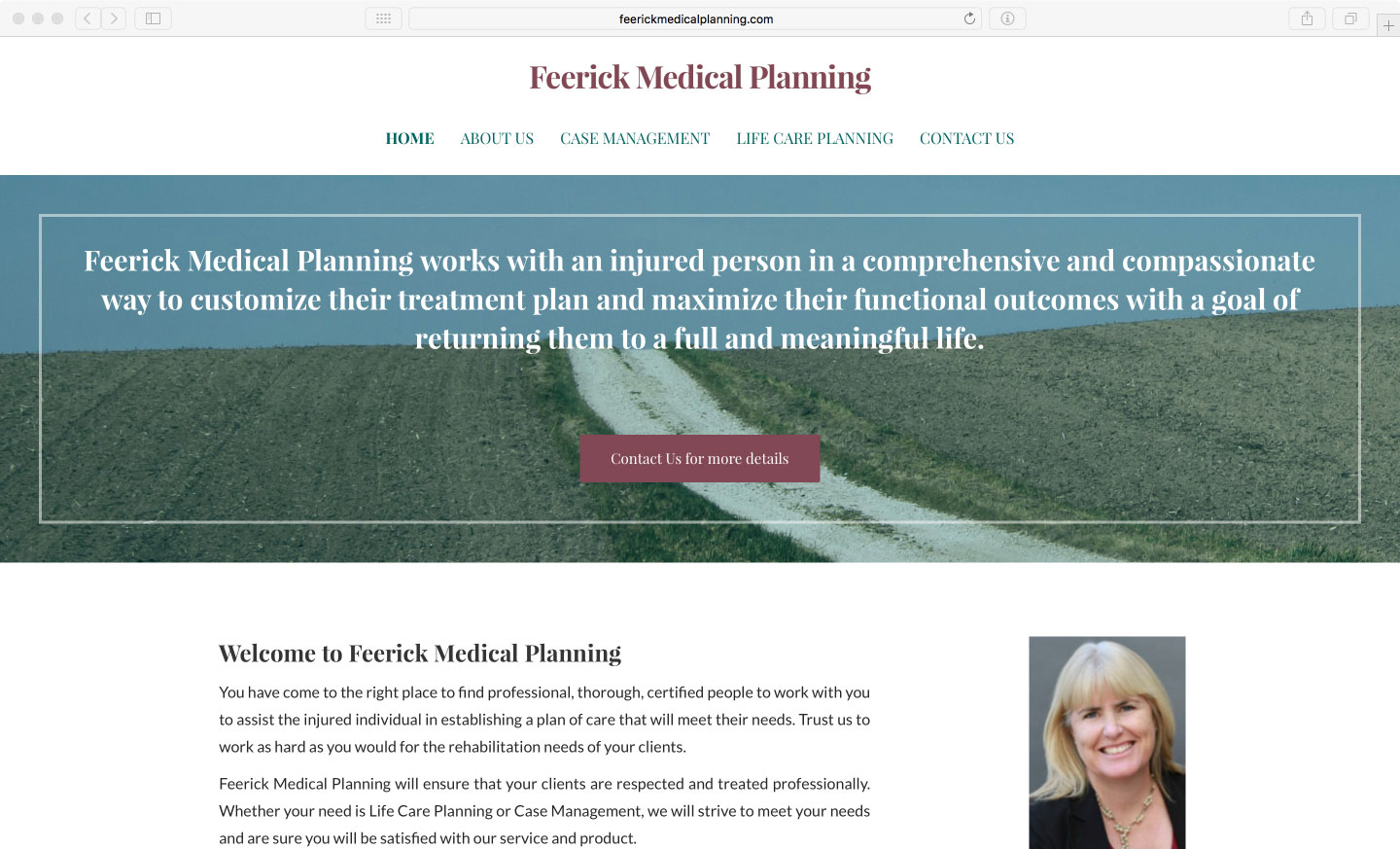 Feerick Medical Planning