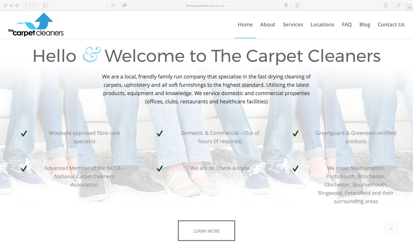 The Carpet Cleaners