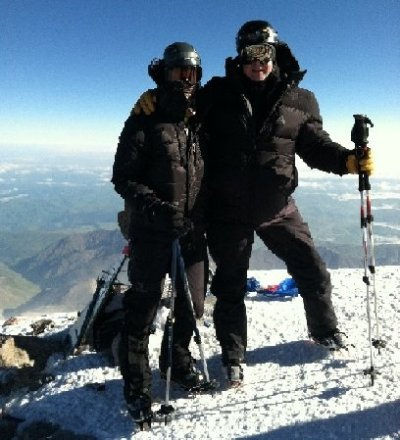 While climbing the seven great summits and diving the five oceans around the world, the Mullikin father and son team also encourage similar treks to see the scenic mountains, forests and waterways found in South Carolina.