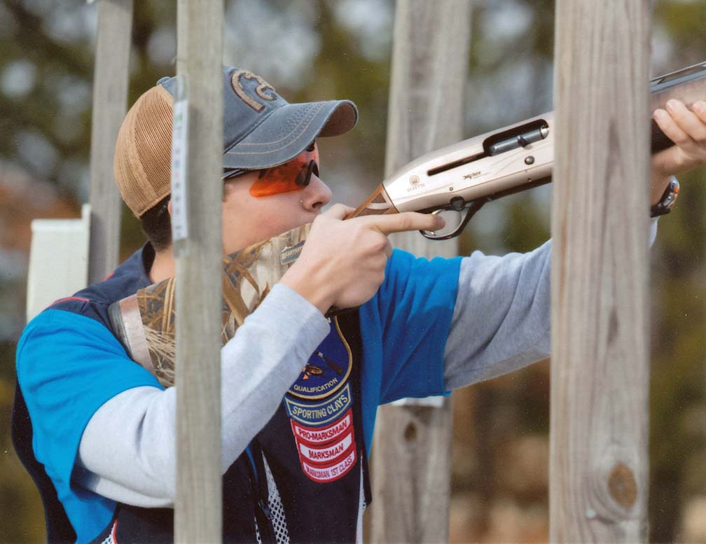 Target Shooting Hooks High School Sportsman