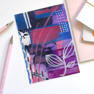 Pack of 10 Notecards with Envelopes 2 designs