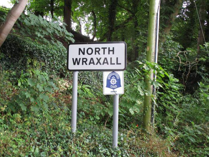 And into North Wraxall