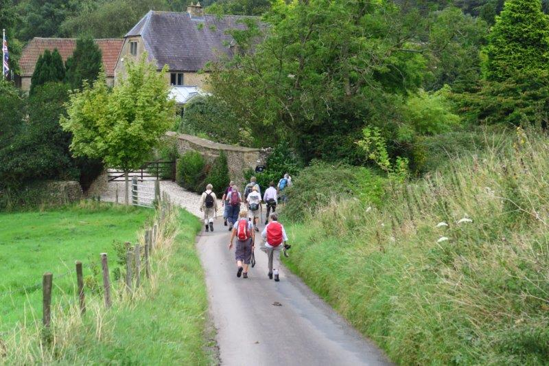 Towards Lower Hazelcote