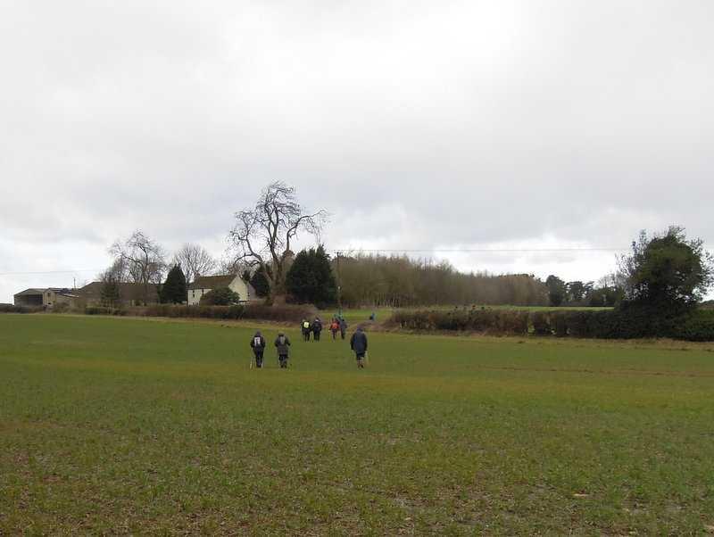 We head towards Cranmore Dairy