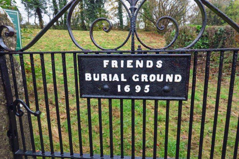Somewhere to put friends?