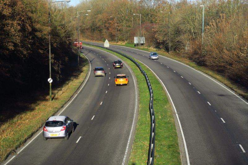 Over the bypass