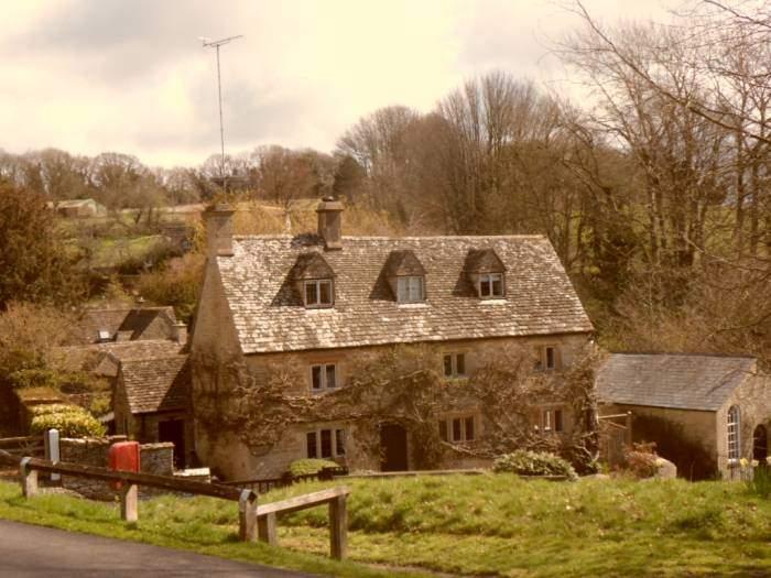 It's a very pretty village