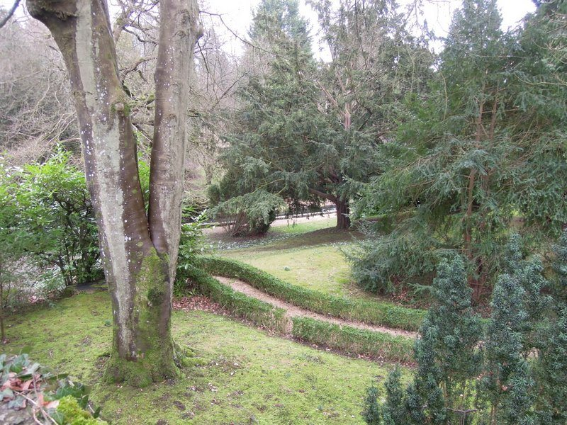 Of the gardens