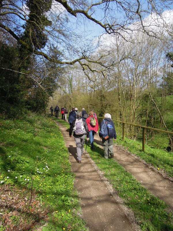 We head to Upper Dorey's Mill