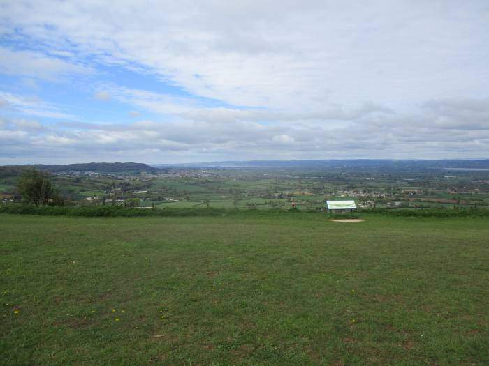 Views from Coaley Peak
