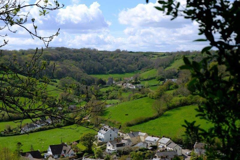 More views of Branscombe