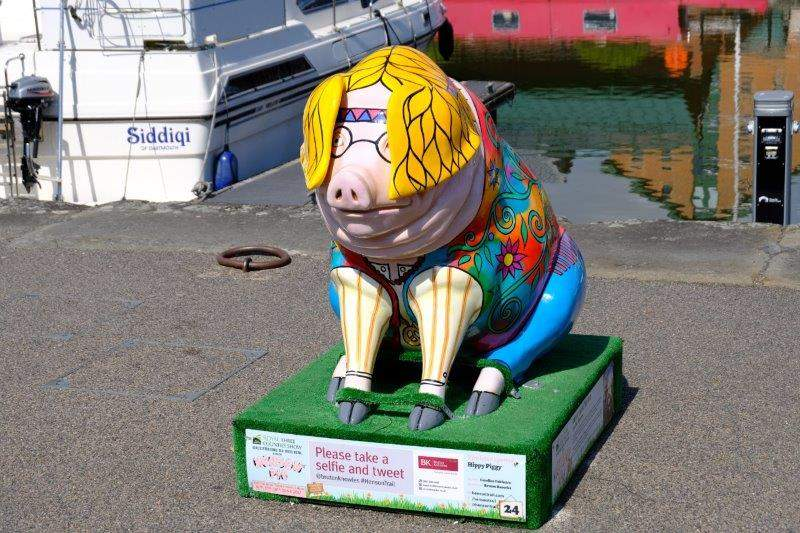 It's the Year of the Pig in Gloucester