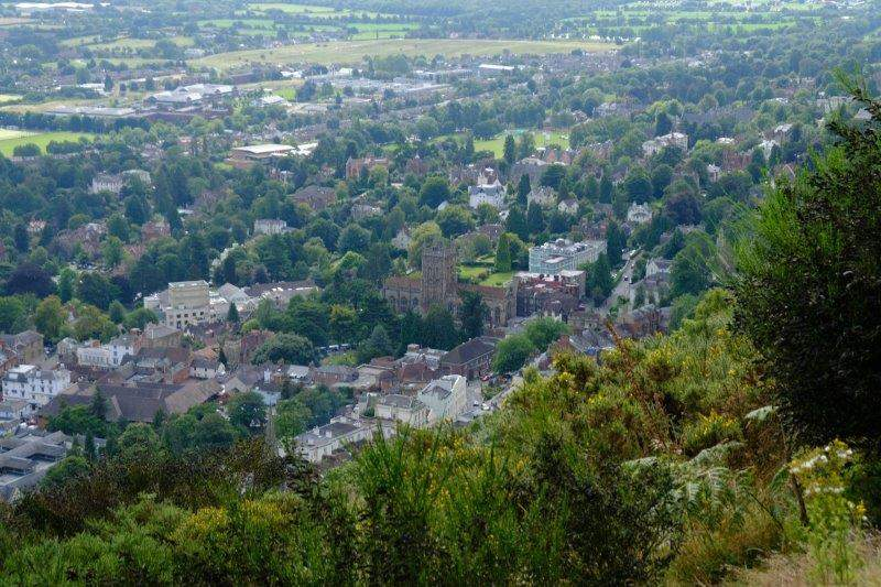 Another part of Malvern