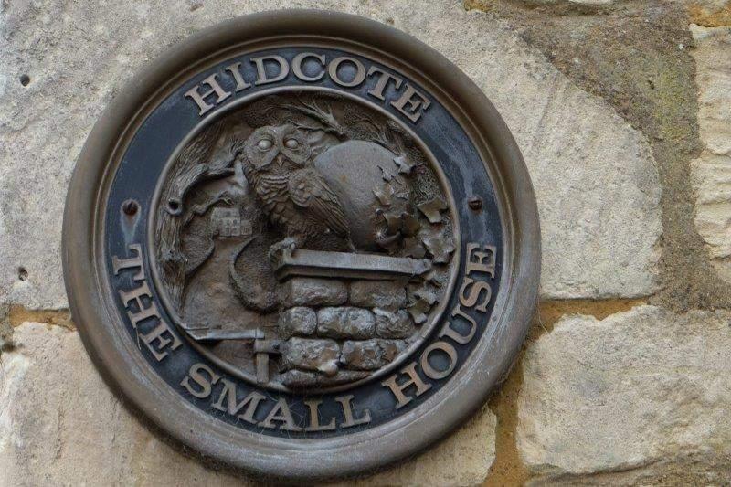 Unusual house name plate