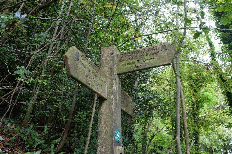 To the Cotswold Way