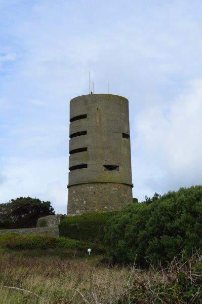 WW2 watch tower