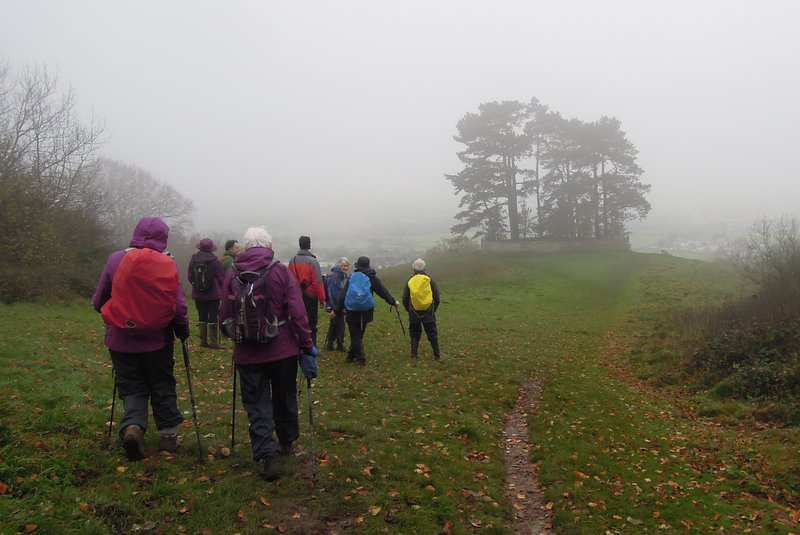 To Wotton Hill