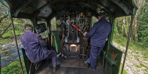 Driver for Armistice – 9th November 2019