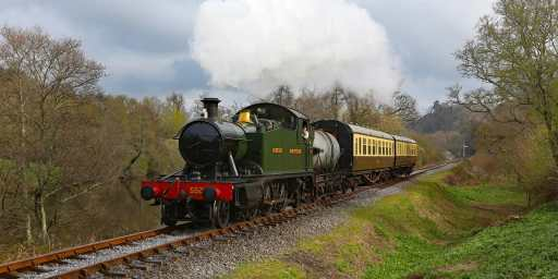 5526 GWR 2-6-2T