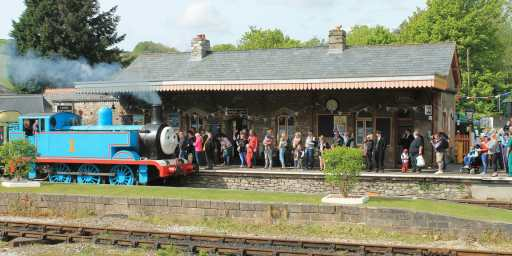 Day out with Thomas™ – South Devon Railway