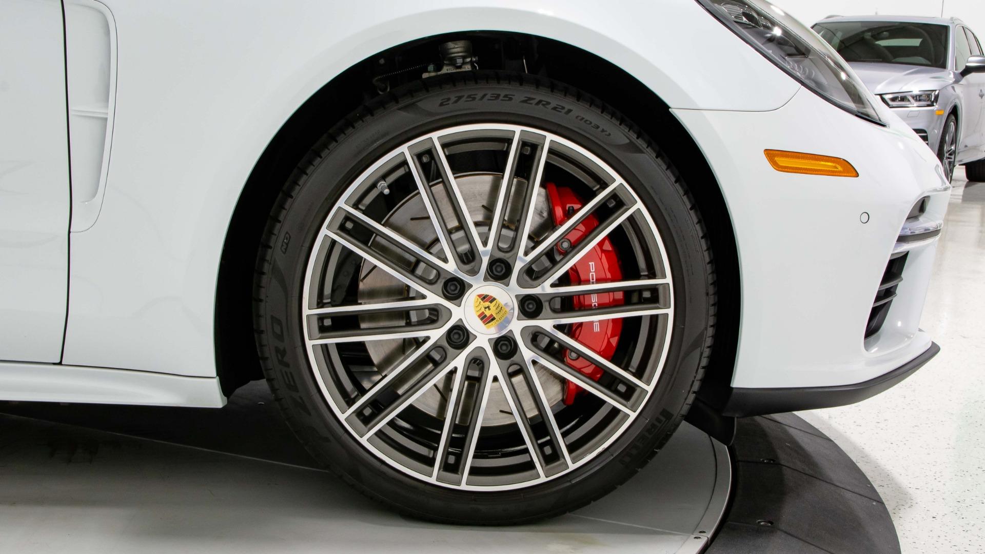 2018 Porsche Panamera Turbo Sport Turismo 172K MSRP