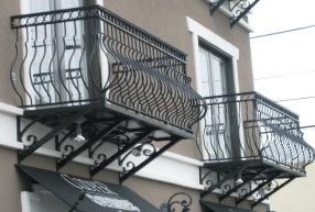 Aluminum RailingWrought Iron Stair RailingDrive Gates