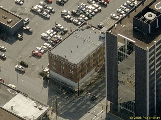 Beaumont Commercial Real Estate Listings - Downtown Beaumont office space - 604 Park a