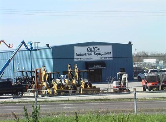 Gulfco Industrial Equipment Beaumont TX, SETX construction projects, Beaumont TX construction projects, SWLA construction projects
