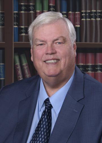 Port Arthur Chamber President McCoy