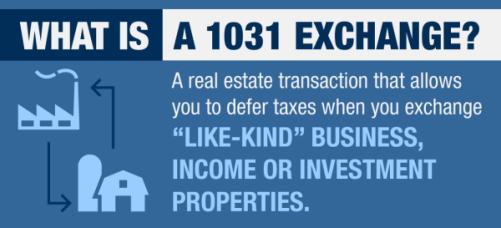 1031 Exchange Questions Beaumont Tx