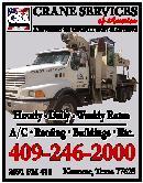 Crane Services of America - Crane Rental Beaumont Tx