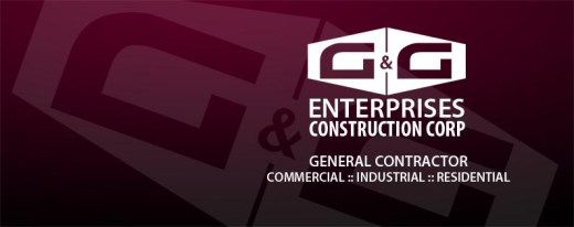 G and G Construction Logo - Beaumont General Contractor