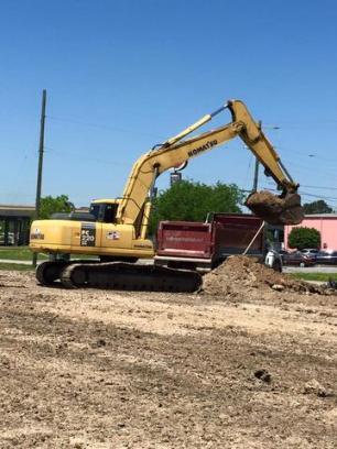 KAT Construction Beaumont dirt work