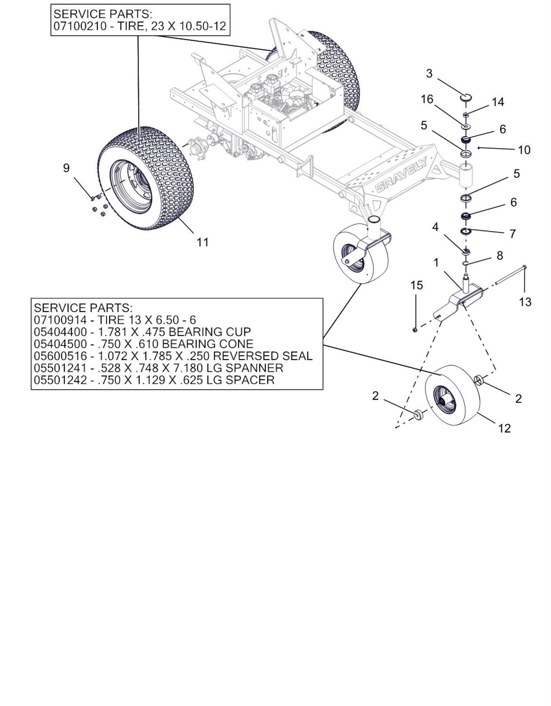 Tire Assembly