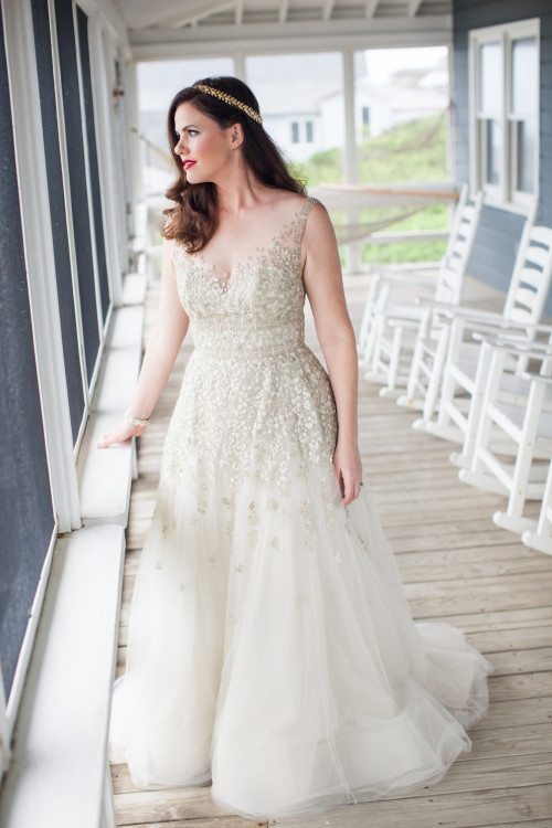 Southern Brides Fashion Files Liancarlo Ellen Hunter