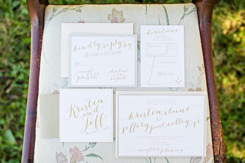 Southern Bride Magazine, Salt and Paperie, invitations, RSVP, wedding blog