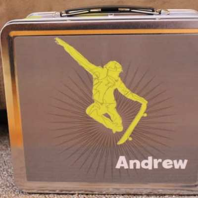 "Andrew's Frecklebox ""Half-Pipe Lunchbox"" Review"