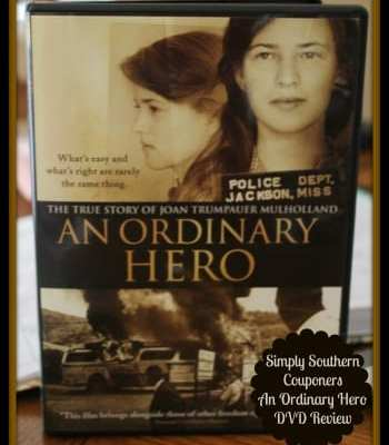 "The True Story of Joan Trumpauer Mulholland ""An Ordinary Hero"" DVD {Review}"