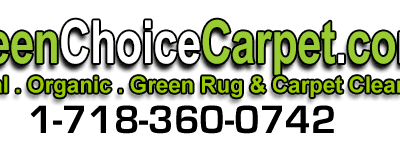 *New* Green Choice Carpet {Review}