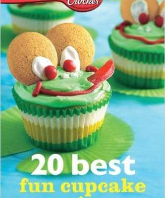 Yummy Cupcake Recipe Cookbooks!