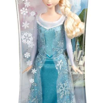 Amazon: Disney Frozen Sparkle Princess Elsa Doll for only $14.99