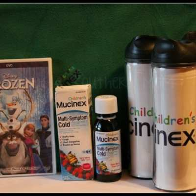 Smiley 360 Children's Mucinex Multi-Symptom {Review} #ad #ChildrensMucinex