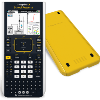 Texas Instruments:  TI-Nspire CX Calculator