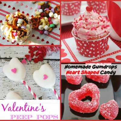 8 Easy to Make Valentine's Day Treats