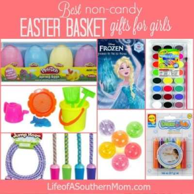 Best Non-Candy Easter Basket Gifts For Girls