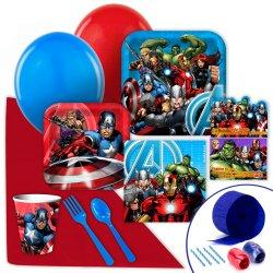 How to Throw the Perfect Avengers Themed Birthday Party