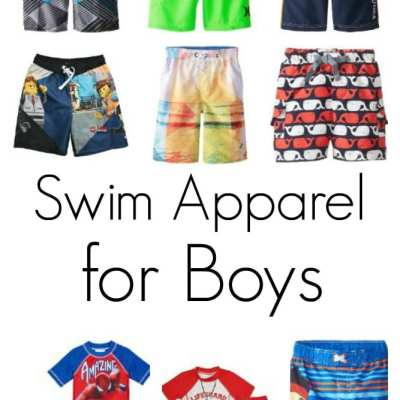 20 Awesome Swim Trunks for Boys