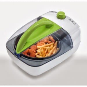 A healthier way to enjoy foods with Jet Fryer by Viatek