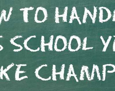 10 Ways to Help Your Boys Handle This School Year Like Champs