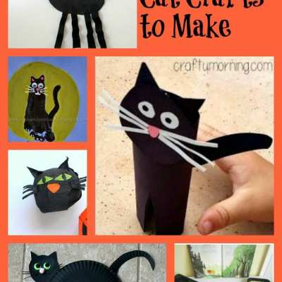 6 Black Cat Crafts to Make